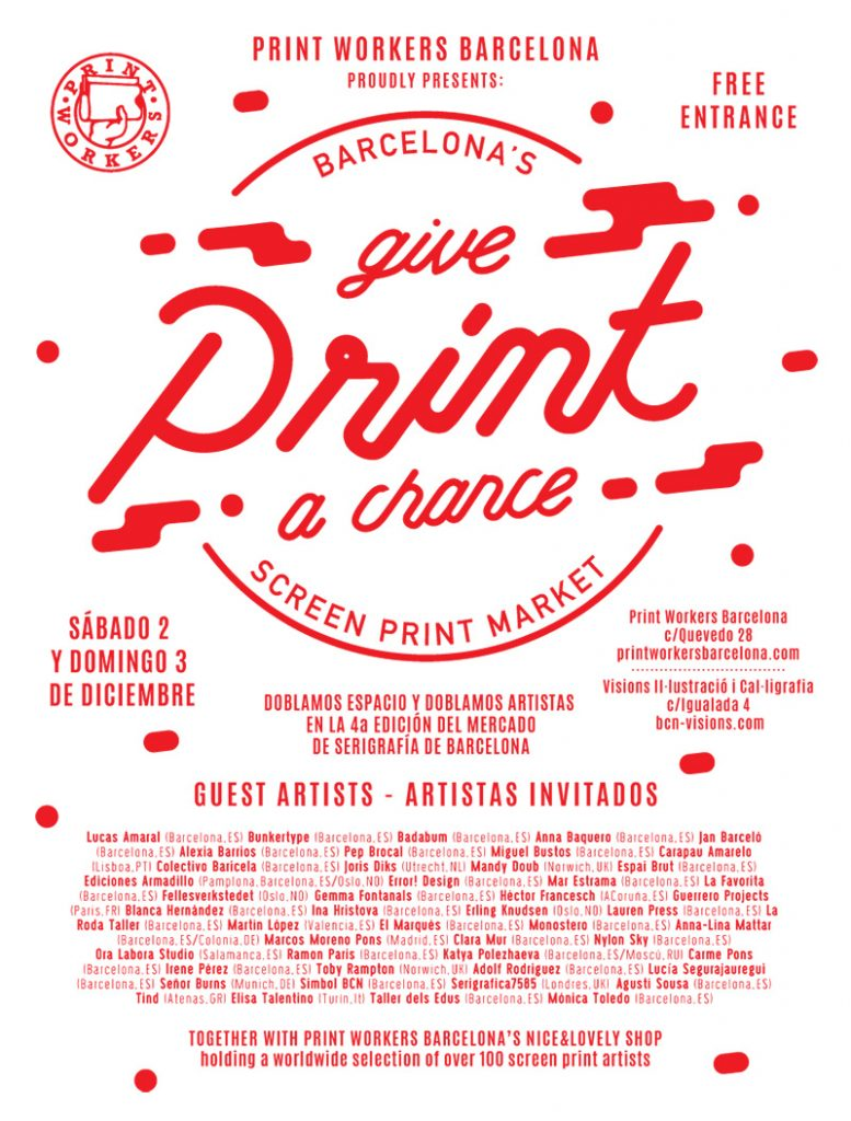 GivePrint AChance